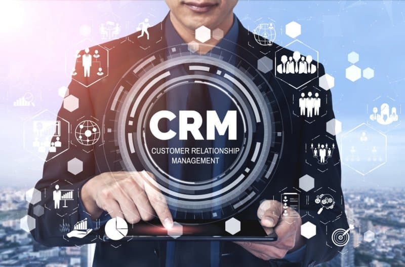 CRM Definition - What is CRM Software 7