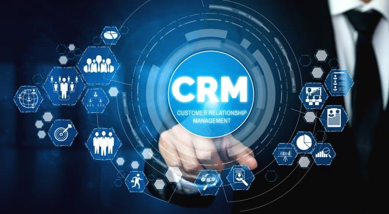 CRM Definition - What is CRM Software 1